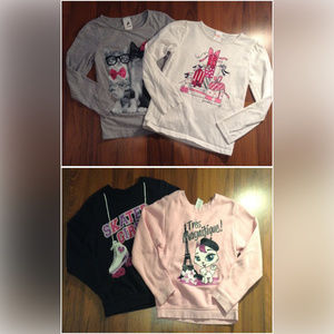 Girls bundle Size 7-8